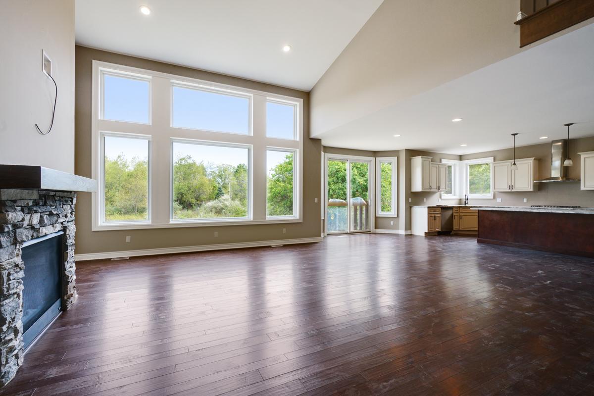 Great Room Windows Perfect Great Room Features Open Floor