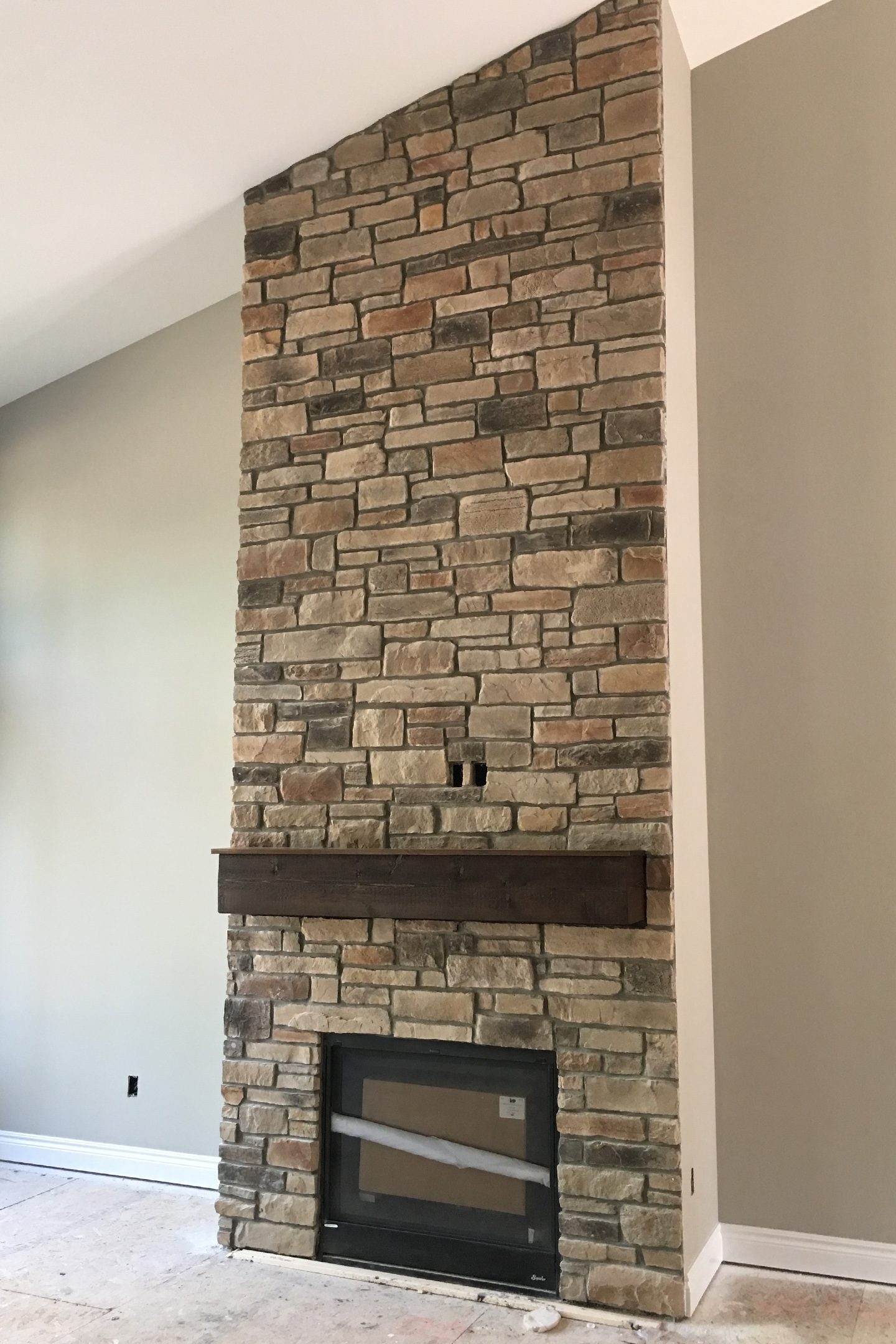 Fireplaces Stone Hollow Properties